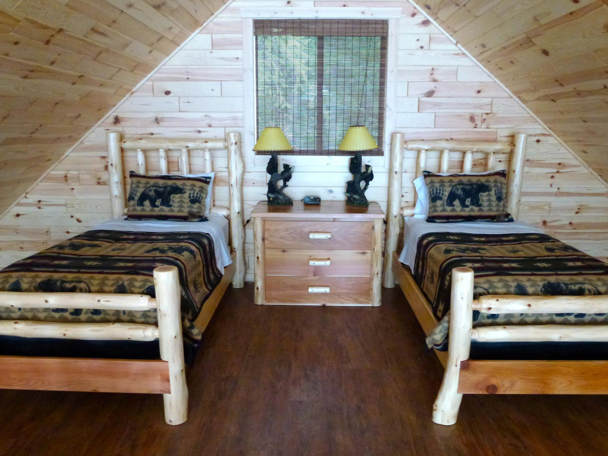 Cabin Two Beds