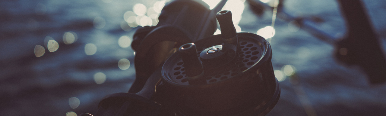 An image of a Fishing Reel