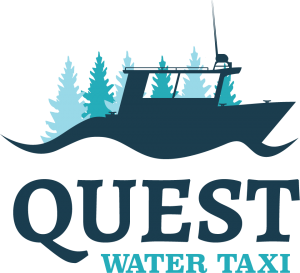 Quest Water Taxi Logo