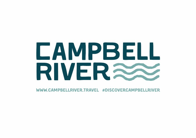 A logo for Campbell River