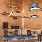 Recreation Room-Pool Table