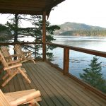 Cabin Chairs on Deck